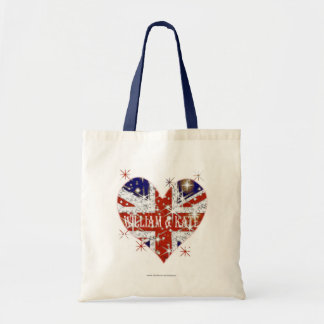 Tote Bag Drapeau de William et de Kate R-U