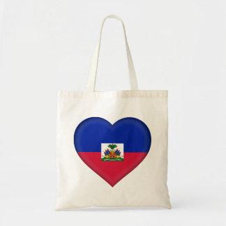 Tote Bag Drapeau du Haïti