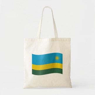 Tote Bag Drapeau du Rwanda