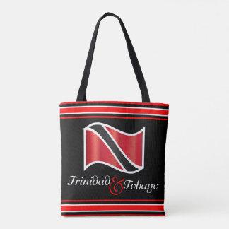 Tote Bag Drapeau du Trinidad-et-Tobago