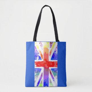 Tote Bag Drapeau Fourre-tout d'Union Jack