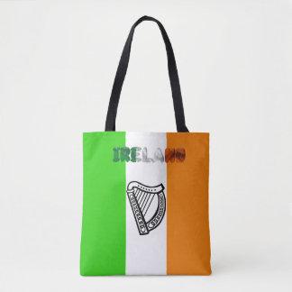 Tote Bag Drapeau irlandais
