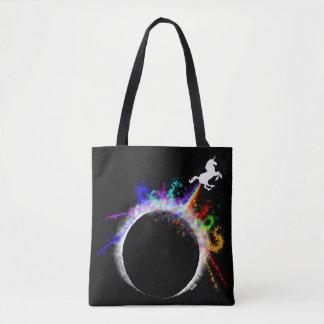 Tote Bag Éclipse totalement magique