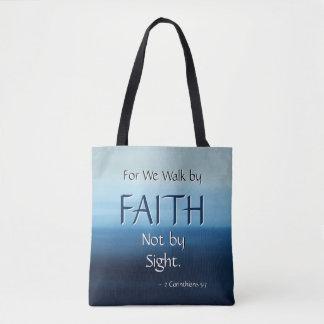 Tote Bag Écriture sainte inspirée Fourre-tout de FOI