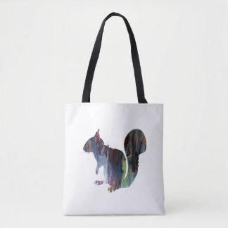 Tote Bag Écureuil