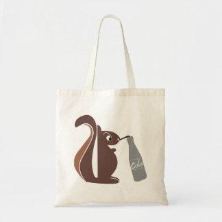 Tote Bag Écureuil 0025 OR