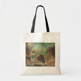 Tote Bag Edgar Degas | le Loge, c.1883