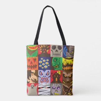 Tote Bag Édredon Fourre-tout de Monsterrific