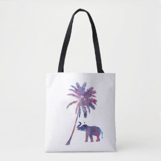 Tote Bag Éléphant
