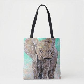 Tote Bag Éléphant de bébé