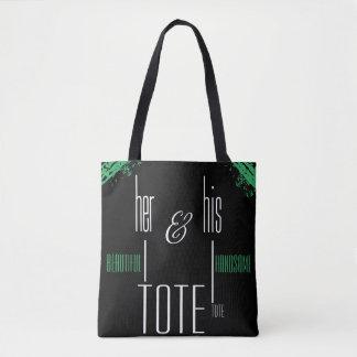 Tote Bag Elle et son Fourre-tout