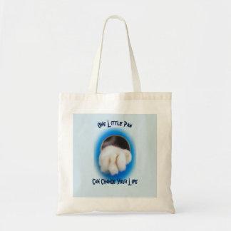 Tote Bag Emballages de chat : Une peu de patte peut changer