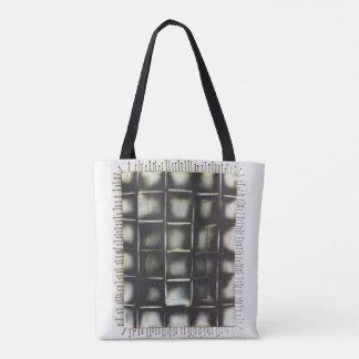 Tote Bag Emballages de peinture de jet et de concepteur de