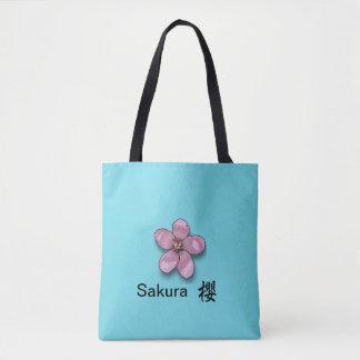 Tote Bag emoji de fleur