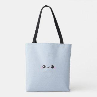 Tote Bag Emoji de Kawaii