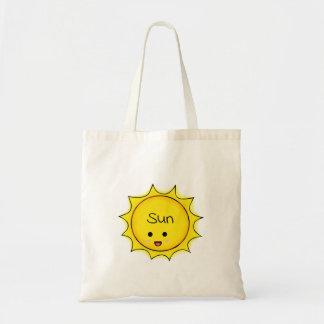 Tote Bag Emoji de Sun
