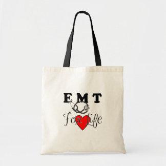 Tote Bag EMT pendant la vie