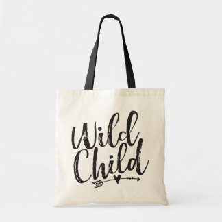 Tote Bag Enfant sauvage
