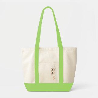 Tote Bag Enraciné et fermement fondé dans l'amour LM