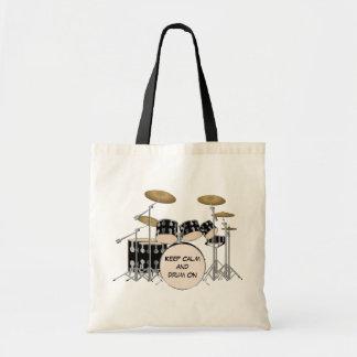 Tote Bag Ensemble illustré de tambour