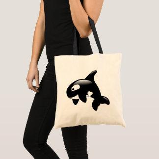 Tote Bag Épaulard d'orque