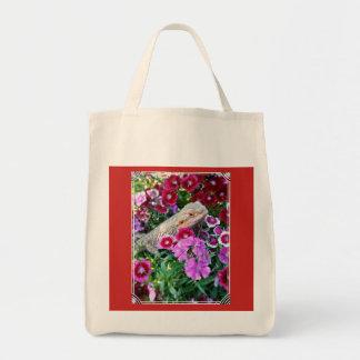 Tote Bag Épicerie barbue unique Fourre-tout de conception