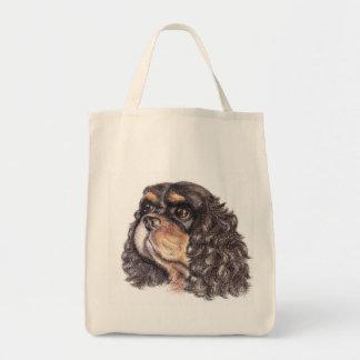 Tote Bag Épicerie Fourre-tout avec maximum le cavalier