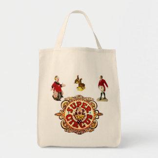 Tote Bag Épicerie Fourre-tout de cirque