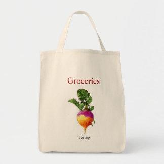 Tote Bag Épicerie Fourre-tout de navet