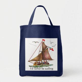Tote Bag Épicerie nautique Fourre-tout