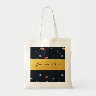 Tote Bag Espace extra-atmosphérique génial Rocket