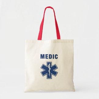 Tote Bag Étoile de médecin de la vie
