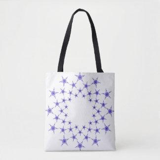 Tote Bag Étoiles de poissons de Jésus