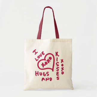 Tote Bag Étreintes et baisers