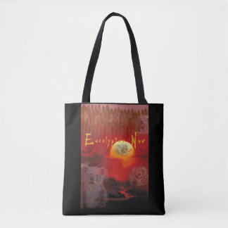 Tote Bag Eucalyptus Now Tygkasse