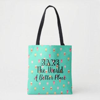 Tote Bag Faites le monde une meilleure copie Fourre-tout