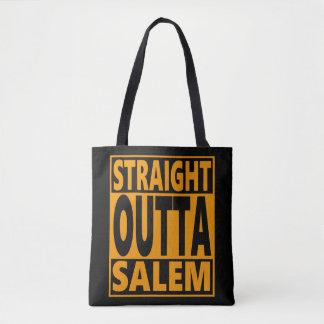 Tote Bag Fanatique droit d'Outta Salem Halloween
