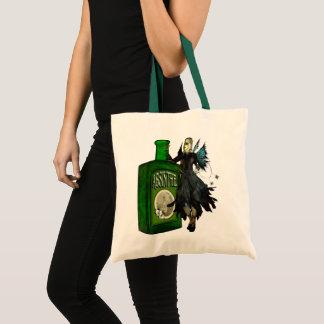 Tote Bag Féerie d'absinthe