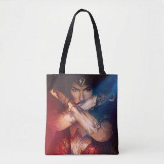 Tote Bag Femme de merveille bloquant avec des bracelets
