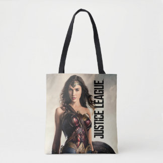 Tote Bag Femme de merveille de la ligue de justice | sur le