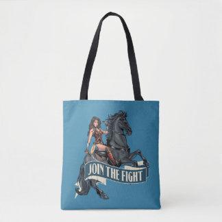 Tote Bag Femme de merveille sur l'art comique de cheval