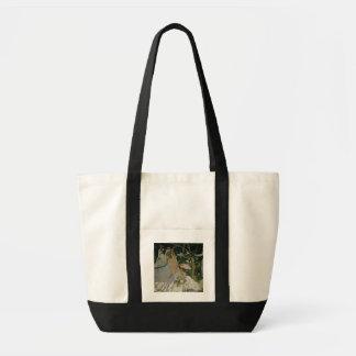 Tote Bag Femmes de Claude Monet | dans le jardin