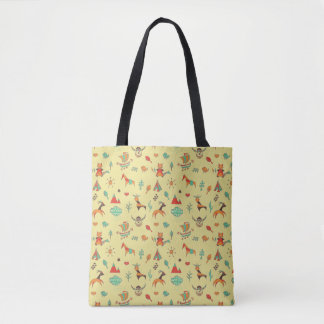 Tote Bag Femmes scandinaves de motif