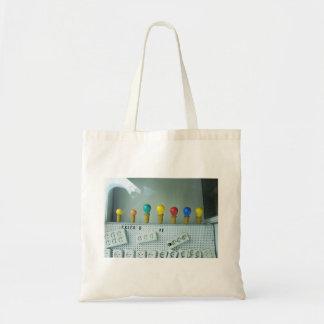 Tote Bag Fenêtre néerlandaise d'ampoules de photographie