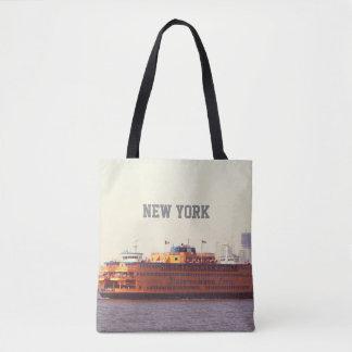 Tote Bag Ferry de Staten Island, New York