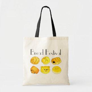 Tote Bag Festival Fourre-tout de pain