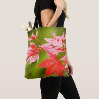 Tote Bag Feuille d'érable japonais