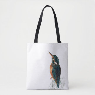 Tote Bag Fingfisher