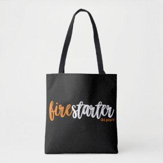 Tote Bag firestarter fourre-tout