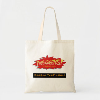 Tote Bag FiveGeeks.Blog Fourre-tout